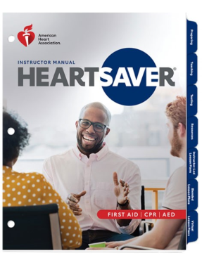 Heartsaver First Aid cover