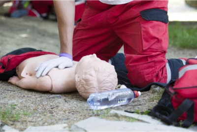 cpr training for dummy