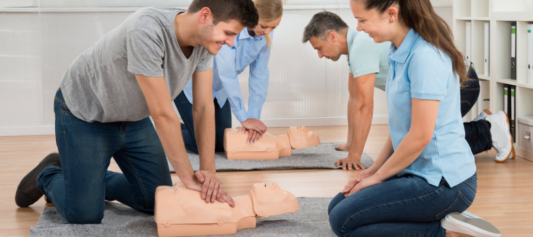 cpr course training