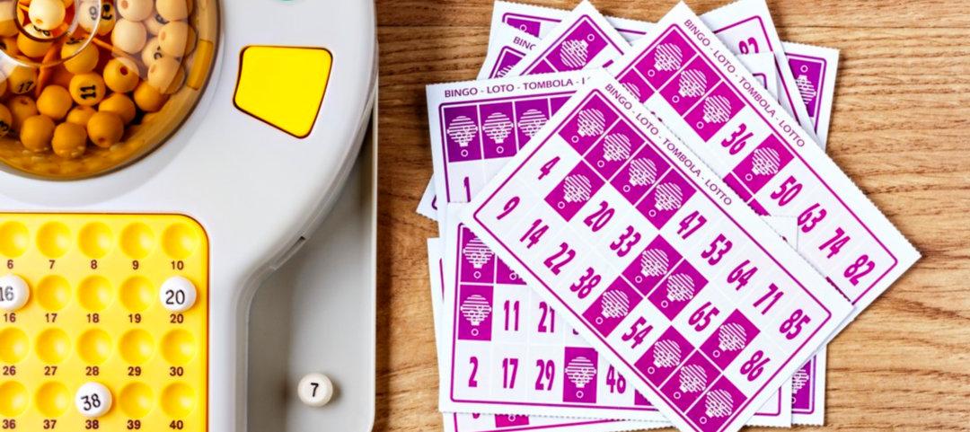 Bingo ball and Boards